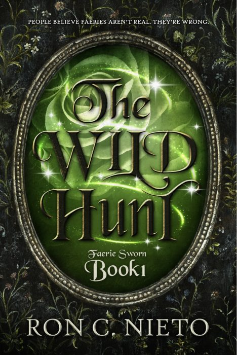 The Wild Hunt Book Cover