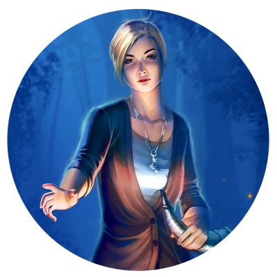 Lily from The Wild Curse